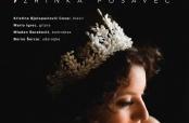 Najava koncerta Zrinke Posavec