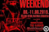 Poziv na 19. Biker's Weekend u Batini