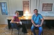 Studijski posjet Državnom arhivu u Osijeku