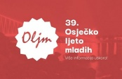 Glazbeni program 39. Osječkog ljeta mladih (OLjM)