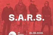 Poziv na koncert u Osijeku: S. A. R. S.