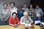 Anine likovno-kreativne radionice za žene (VIII/2019)