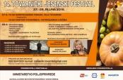Poziv na 14. Tovarnički jesenski festival