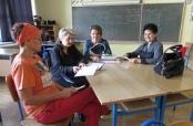 Sastanak projektnog tima u Osnovnoj školi Darda