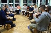 Tečaj sviranja na djembe-bubnjevima u Osijeku