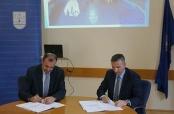 Potpisan ugovor za rekonstrukciju gradskih bazena
