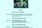 Poziv na dva koncerta u organizaciji osječkog MKD-a