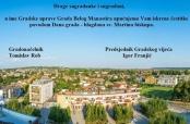 Čestitka povodom Dana Grada Belog Manastira