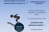 Stručno usavršavanje knjižničara na mađarskom jeziku