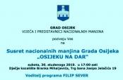 """Program susreta """"Osijeku na dar"""""""