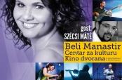 Poziv na adventski koncert mađarske pijanistice