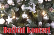 Poziv na Božićni koncert BM-harmonika
