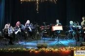 Božićni koncert Belomanastirskog orkestra harmonika