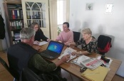 """""""Dostojanstveno starenje III"""": sastanak projektnog tima"""