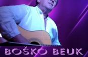 Poziv na online-koncert Boška Beuka
