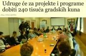 """""""Glas Slavonije"""" o financiranju belomanastirskih udruga"""