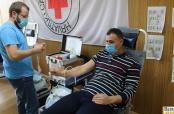 Akcija davanja krvi u Belom Manastiru i Dardi