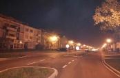 Fotoalbum: Beli Manastir noću