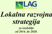Druga izmjena Lokalne razvojne strategije LAG-a Baranja