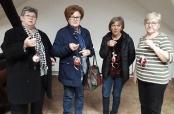 Anine likovno-kreativne radionice za žene (XII/2019)