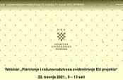 """Webinar """"Planiranje i računovodstveno evidentiranje EU projekta"""""""