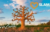 Najava Land-art-festivala Slama