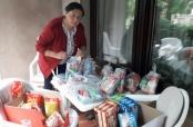 Paketići za Međunarodni dan starijih osoba