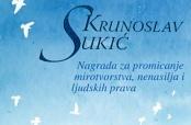 """Nominacije za Mirovnu nagradu """"Krunoslav Sukić"""""""