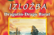 Poziv na izložbu Drage Barata
