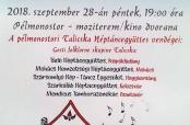 Najava 14. Međunarodne smotre folklora