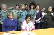 Anine likovno-kreativne radionice za žene (IX/2018)
