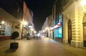 Večernje slike iz Vukovara