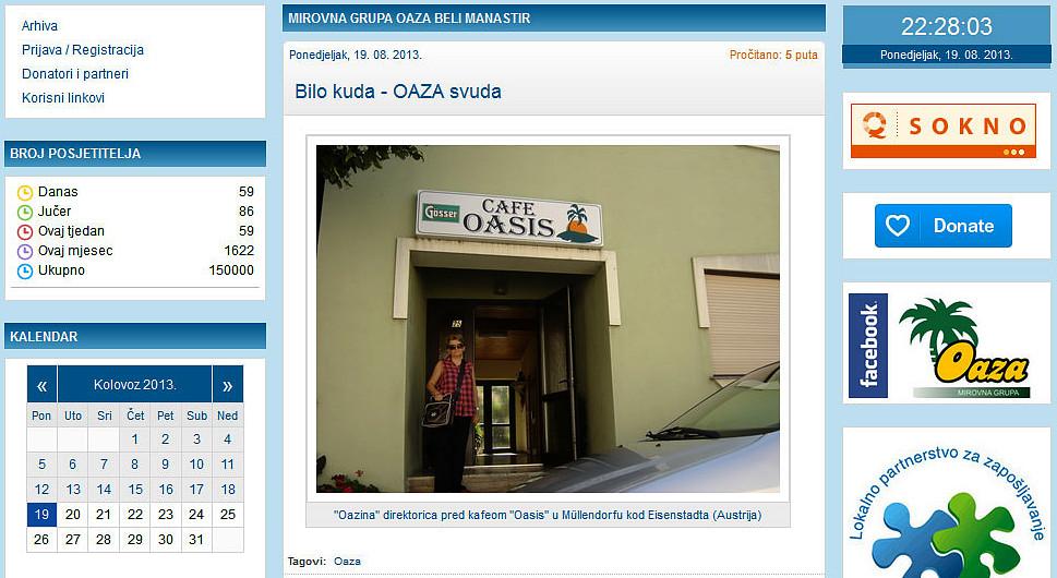 Slike web stranice