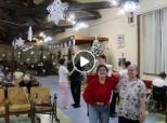 Novogodišnji ples u Domu za starije i nemoćne