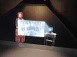 Hologramska baka u Etnološkom centru