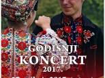 Poziv na Godišnji koncert HKUD-a Beli Manastir