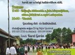 Najava folklornog koncerta u Kotlini