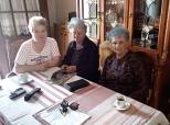 Druženje starijih kod bake Darinke