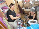 Velika donacija dječje odjeće i obuće