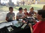 Kreativna radionica izrade nakita na Festivalu Tarda