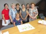 Likovno-kreativne radionice za žene utorkom (VIII/2017)