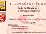 Najava Petlovačke fišijade
