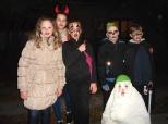 Fotovijest: Noć vještica u Belom Manastiru