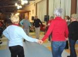 Prva plesna večer u Staračkom domu