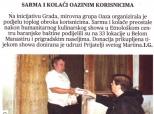 """""""Oaza"""" u današnjem """"Glasu Slavonije"""""""