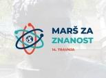 """Poziv organizacije """"Marš za znanost"""""""