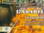 Pozivnica na 17. Grahijadu u Belom Manastiru
