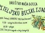 Poziv na Obiteljsku biciklijadu u Belom Manastiru