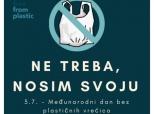 3. VII. – Međunarodni dan bez plastičnih vrećica