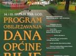 Najava Dana Općine Bilje